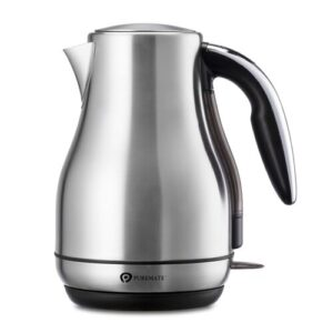 1.7 L Stainless Steel Electric Kettle PureMate