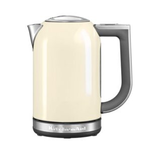 1.7L Stainless Steel Electric Kettle KitchenAid Colour: Almond Cream