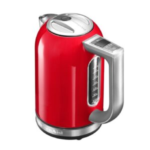 1.7L Stainless Steel Electric Kettle KitchenAid Colour: Empire Red