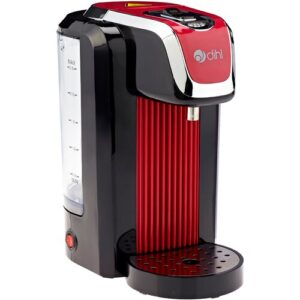 2.5L Kettle Dihl Colour: Red