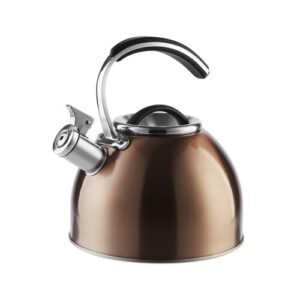 3L Stainless Steel Stovetop Kettle Morphy Richards Colour: Copper