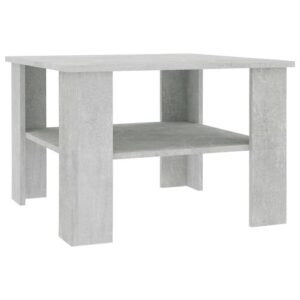Abdulrahman Coffee Table Mercury Row Colour: Concrete Grey