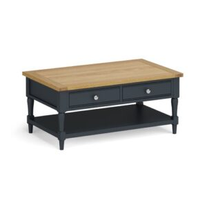 Alcott Coffee Table with Storage August Grove