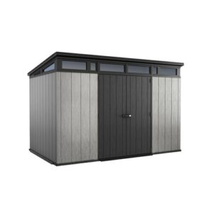 Artisan 11 ft. W x 7 ft. D Plastic Garden Shed Keter