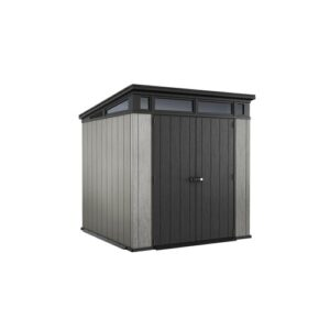Artisan 7 ft. W x 7 ft. D Plastic Garden Shed Keter