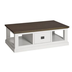 Avalos Coffee Table with Storage August Grove