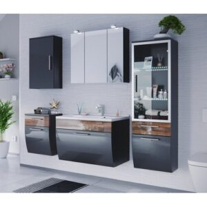Bintou 900mm Bathroom Furniture Suite Belfry Bathroom