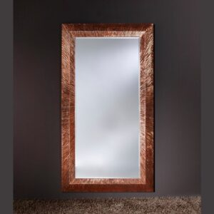 Bootle Full Length Mirror Bloomsbury Market Finish: Copper