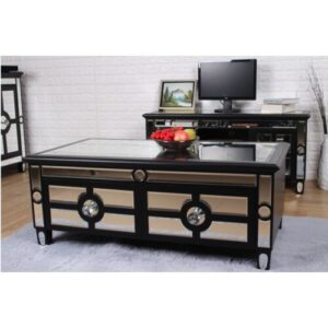 Braintree Coffee Table with Storage Canora Grey