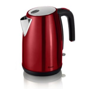 Bullet 1.7L Stainless Steel Electric Kettle Swan