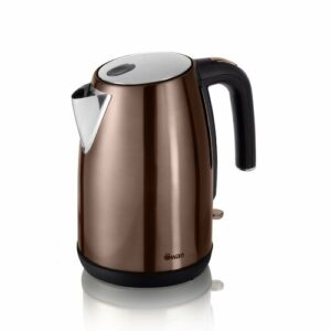 Bullet 1.7L Stainless Steel Electric Kettle Swan Colour: Copper