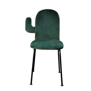 Cactus Upholstered Dining Chair Happy Barok