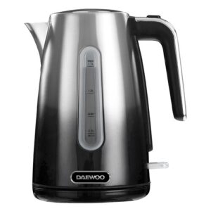 Callisto 1.7L Stainless Steel Electric Kettle Daewoo