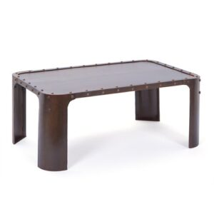 Cameron Coffee Table Williston Forge Finish: Rusty