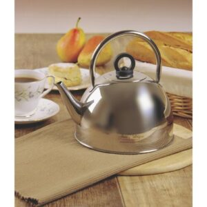 Classic 1.6L Stainless Steel Whistling Stovetop Kettle Jean Patrique
