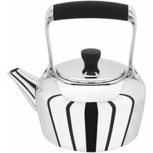 Classic Stainless Steel Stovetop Kettle Stellar Capacity: 1.7 L