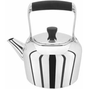 Classic Stainless Steel Stovetop Kettle Stellar Capacity: 2.3 L