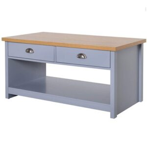 Coyle Coffee Table with Storage August Grove