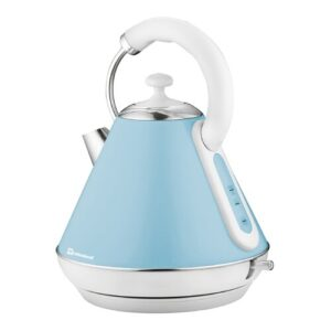 Dainty Legacy 1.8L Stainless Steel Electric Kettle SQ Professional Colour: Blue