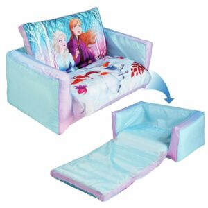 Disney Frozen 2 2-in-1 Inflatable Flip Out Sofa