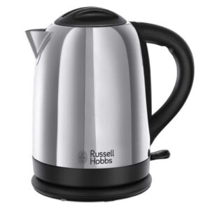 Dorchester 1.7L Stainless Steel Electric Kettle Russell Hobbs Colour: Silver