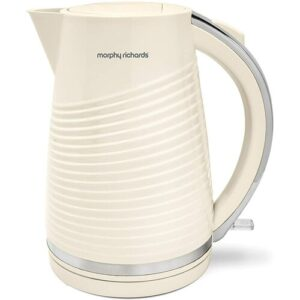 Dune 1.5L Electric Kettle Morphy Richards Colour: Cream