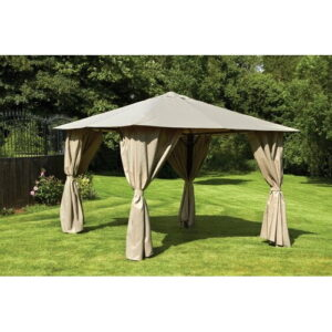 Eaman 3m x 3m Gazebo Sol 72 Outdoor