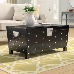 Eastlawn Coffee Table with Storage Ophelia & Co.