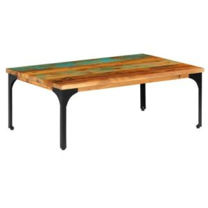 Edmundson Solid Reclaimed Wood Coffee Table Williston Forge
