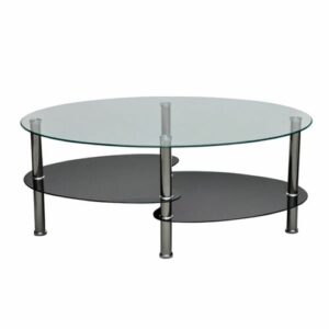 Embry Coffee Table with Storage Brayden Studio Colour (Table Base): Black