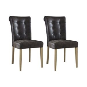Faycelles Upholstered Dining Chair August Grove