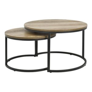 Fosdick 2 Piece Coffee Table Set Borough Wharf