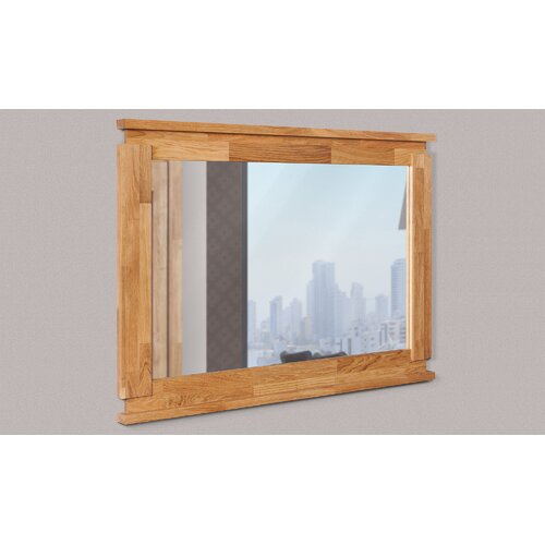 Fugate Full Length Mirror Gracie Oaks Finish: Beech Joint