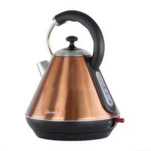 Gems 1.8L Stainless Steel Electric Kettle SQ Professional Colour: Axinite (Copper)