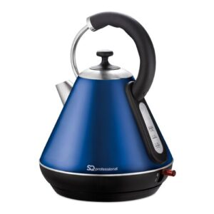 Gems 1.8L Stainless Steel Electric Kettle SQ Professional Colour: Sapphire (Blue)
