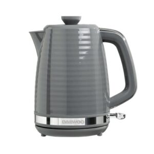 Hive 1.7 L Electric Kettle Daewoo Colour: Grey