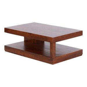 Holstein Coffee Table Ophelia & Co. Colour: Dark brown