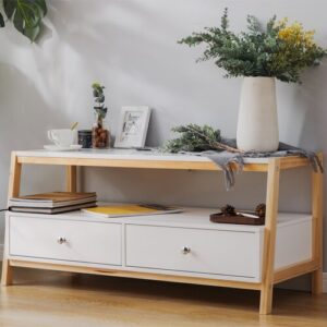 Huerta Coffee Table with Storage Norden Home