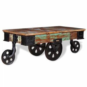 Hunnewell Coffee Table Williston Forge