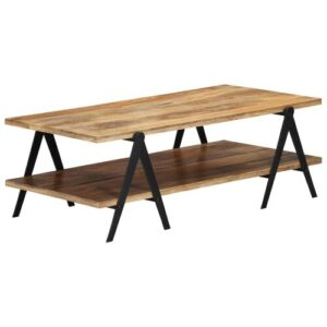 Jacky Coffee Table with Storage Williston Forge