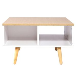 Jailyn Coffee Table with Storage Norden Home