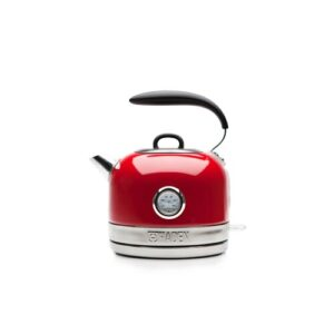 Jersey 1.5L Stainless Steel Electric Kettle HADEN Colour: Red