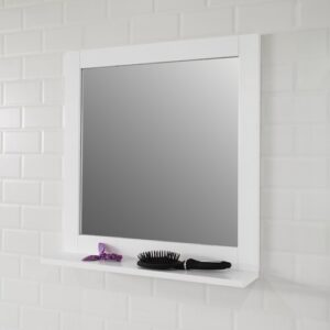 Juin Bathroom Mirror Brambly Cottage