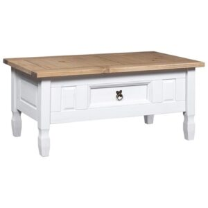 Kellner Coffee Table with Storage Brambly Cottage