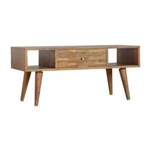 Kennewick Coffee Table with Storage Bloomsbury Market