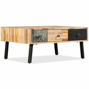 Kingsville Coffee Table with Storage Williston Forge
