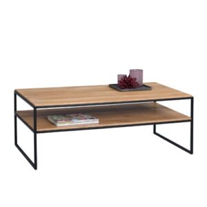 Knightsville Coffee Table with Storage Ebern Designs Size: 110 x 60 x 42