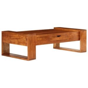 Laszlo Coffee Table with Storage Union Rustic