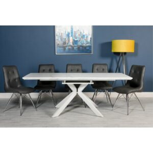 Lawford Extendable Dining Table Metro Lane