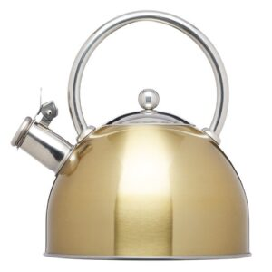 Le'Xpress Whistling Induction-Safe 1.4L Stove Top Kettle KitchenCraft